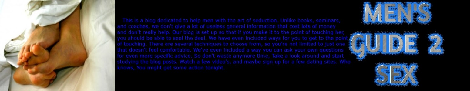 MEN GUIDE 2 SEX