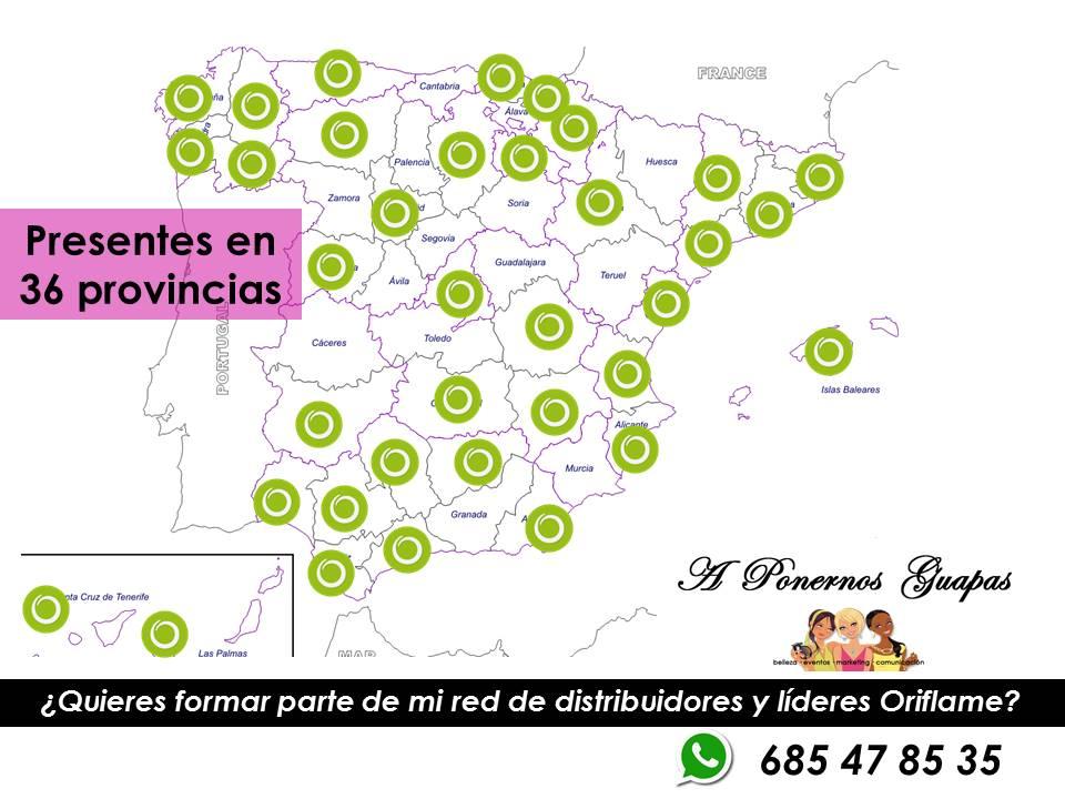 ÚNETE A MI RED DE ASESORAS DE BELLEZA