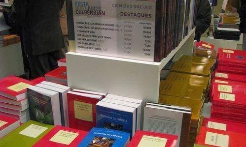 Resultado de imagem para fundação calouste gulbenkian livros