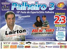 10ª FESTA DO ESPORTE DO SÍTIO PALHEIROS III