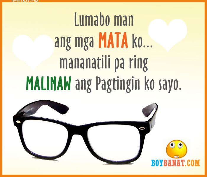 Funny Tagalog Love Quotes