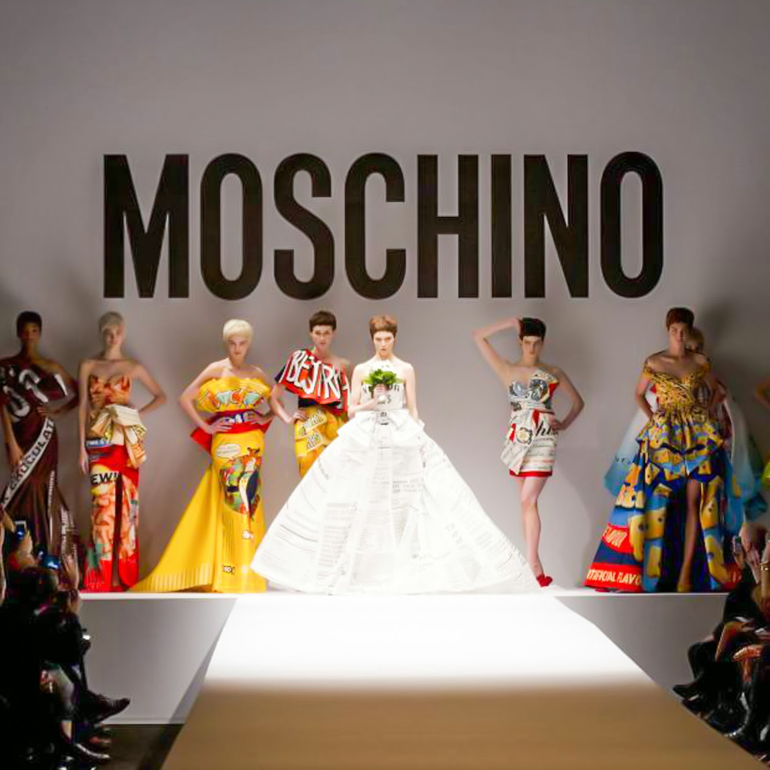 Moschino best of Milan Fashion Week 2014