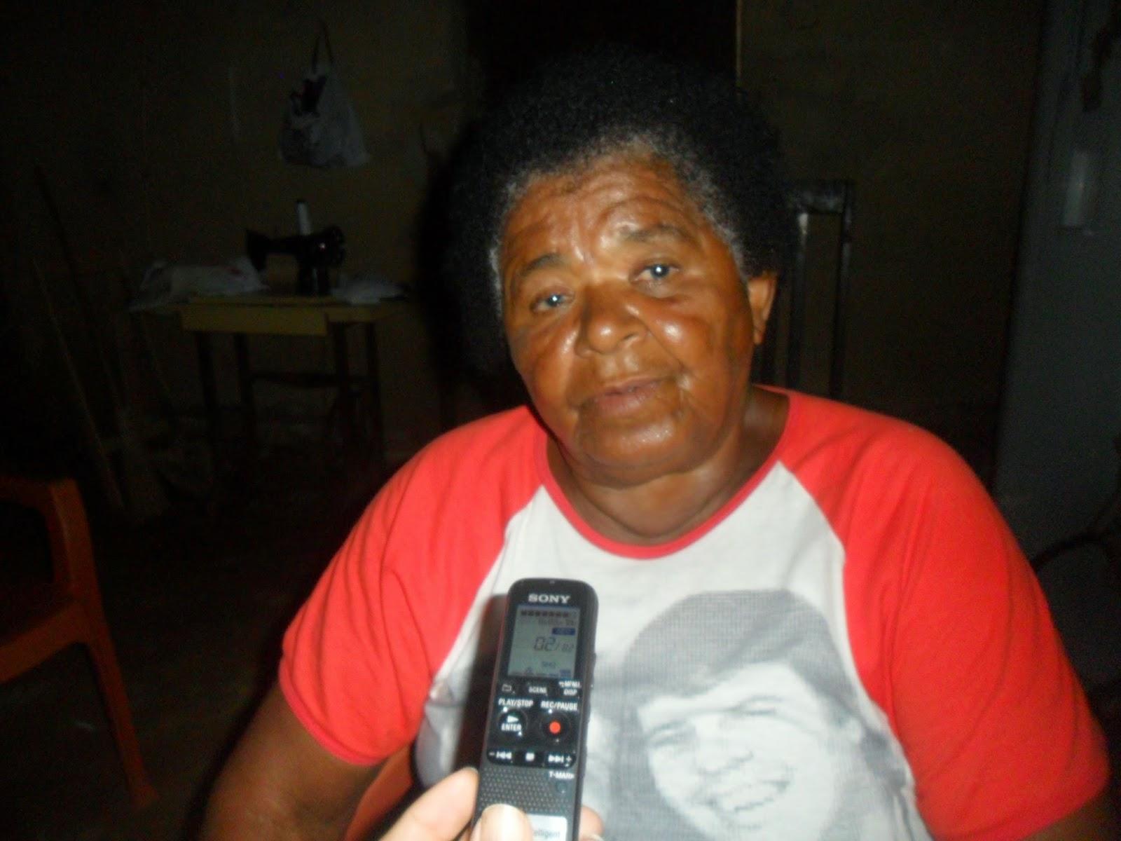 Maria do Milton- 70 anos