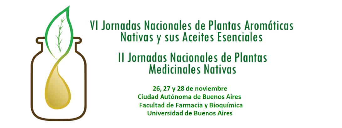VI JORNADAS PLANTAS AROMÁTICAS Y II JORNADAS PLANTAS MEDICINALES 2018