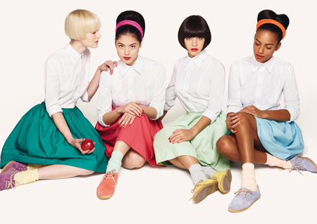 United Colors of Benetton Spring 2011 Campaign '