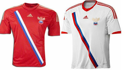 jersey rusia euro cup 2012