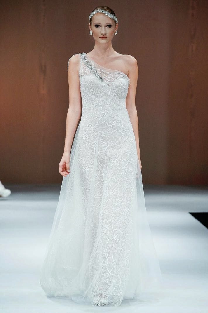 Victoria KyriaKides 2014 Fall Bridal Collection