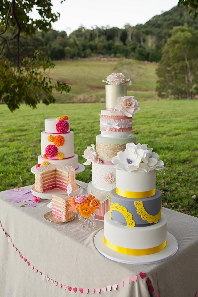 Beaux Mariages: Mariage printanier et coloré