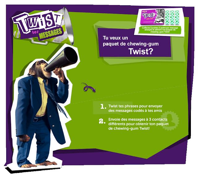 1 paquet Hollywood Twist GRATUIT