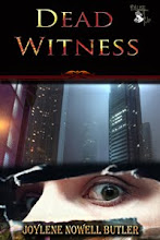 DEAD WITNESS - JOYLENE NOWELL BUTLER
