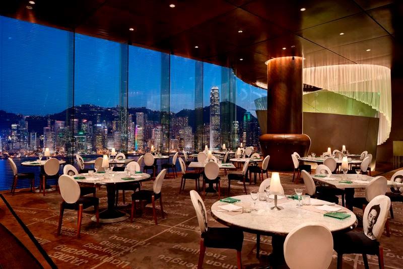 fine dining, best victoria harbour views