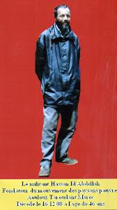 Martyr Hassan Id Abdellah Fondateur du Mouvement des Paysans Pauvres d'Aoulouz