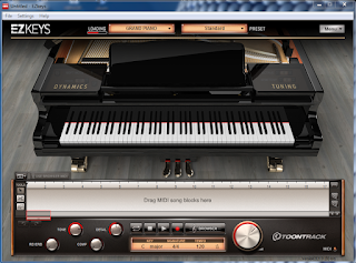 Toontrack EZkeys Grand Piano v1.0.2 WIN OSX