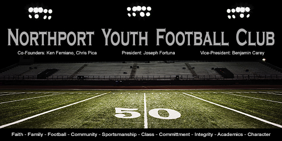 Accepting Players from Across Long Island. Join Our 1st Rate Youth Football Program!