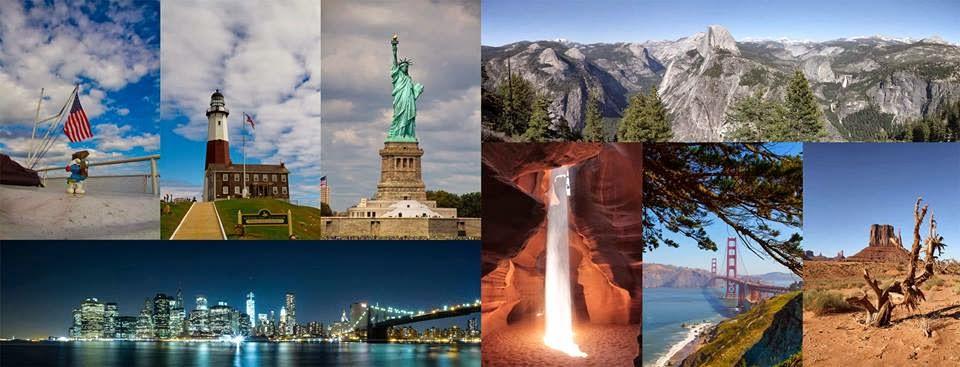 Fotoschlumpfs Abenteuerreisen in Amerika