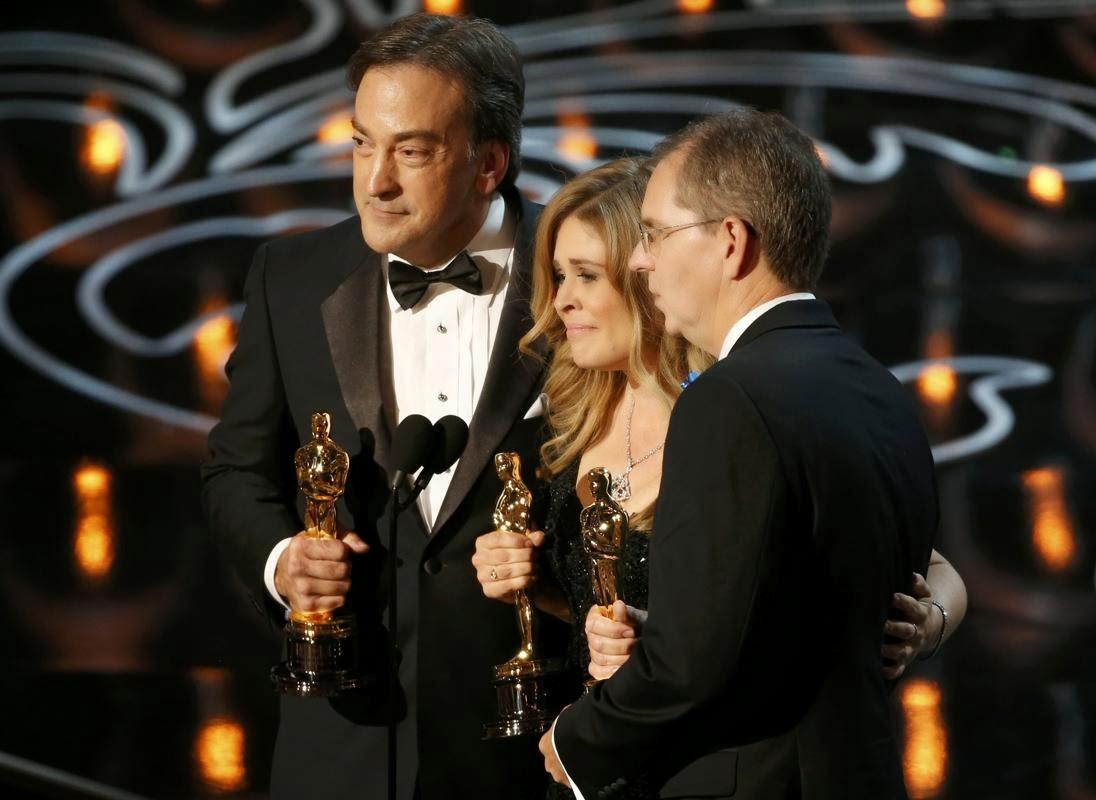 Chris Buck Jennifer Lee Peter Del Vecho Frozen Oscars animatedfilmreviews.filminspector.com