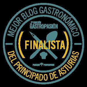 Finalista al mejor blog de Asturias