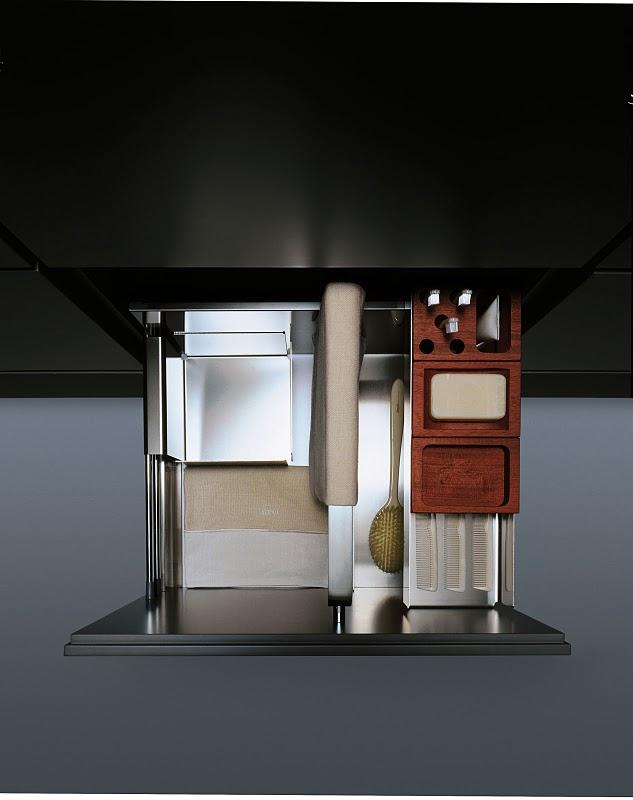 Decorar interiores dise o de ba os con estilo de itaca - Muebles urban chic ...