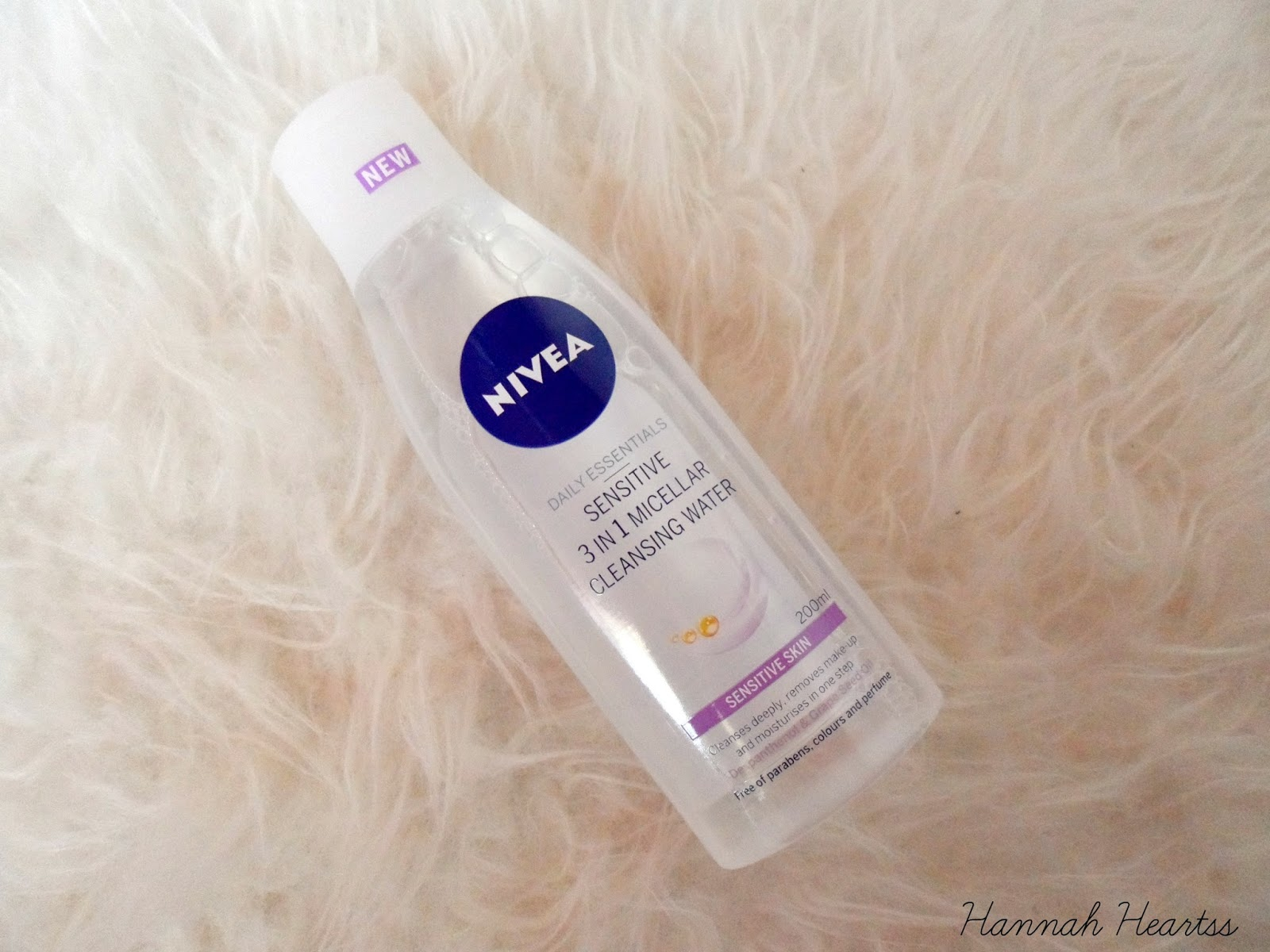 Nivea Micellar Cleansing Water