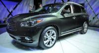 Review Latest  Cars Infiniti JX35