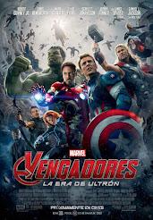 Los Vengadores: La Era De Ultrón (29-04-2015)