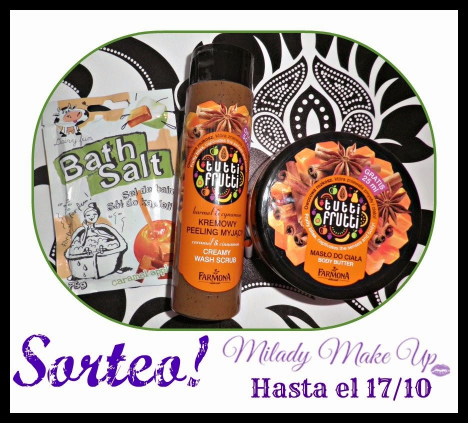 Sorteo Milady Make Up!!