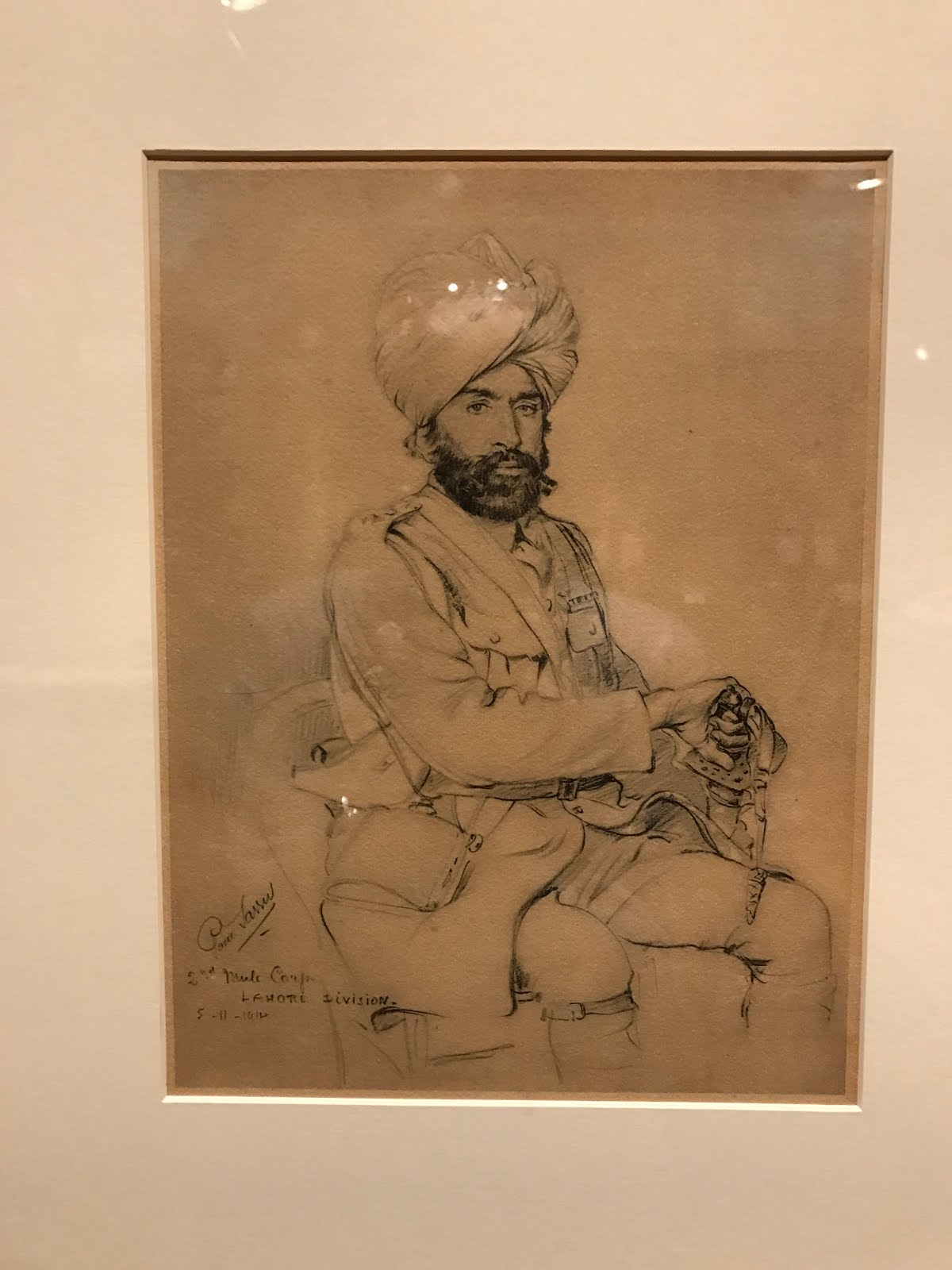 Story of the Sikhs told with respect and awe in exhibit at Phoenix Museum of Art.