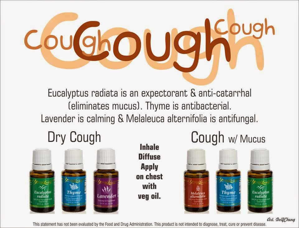 Young Living Essential Oils Cough Try Young Living Essential