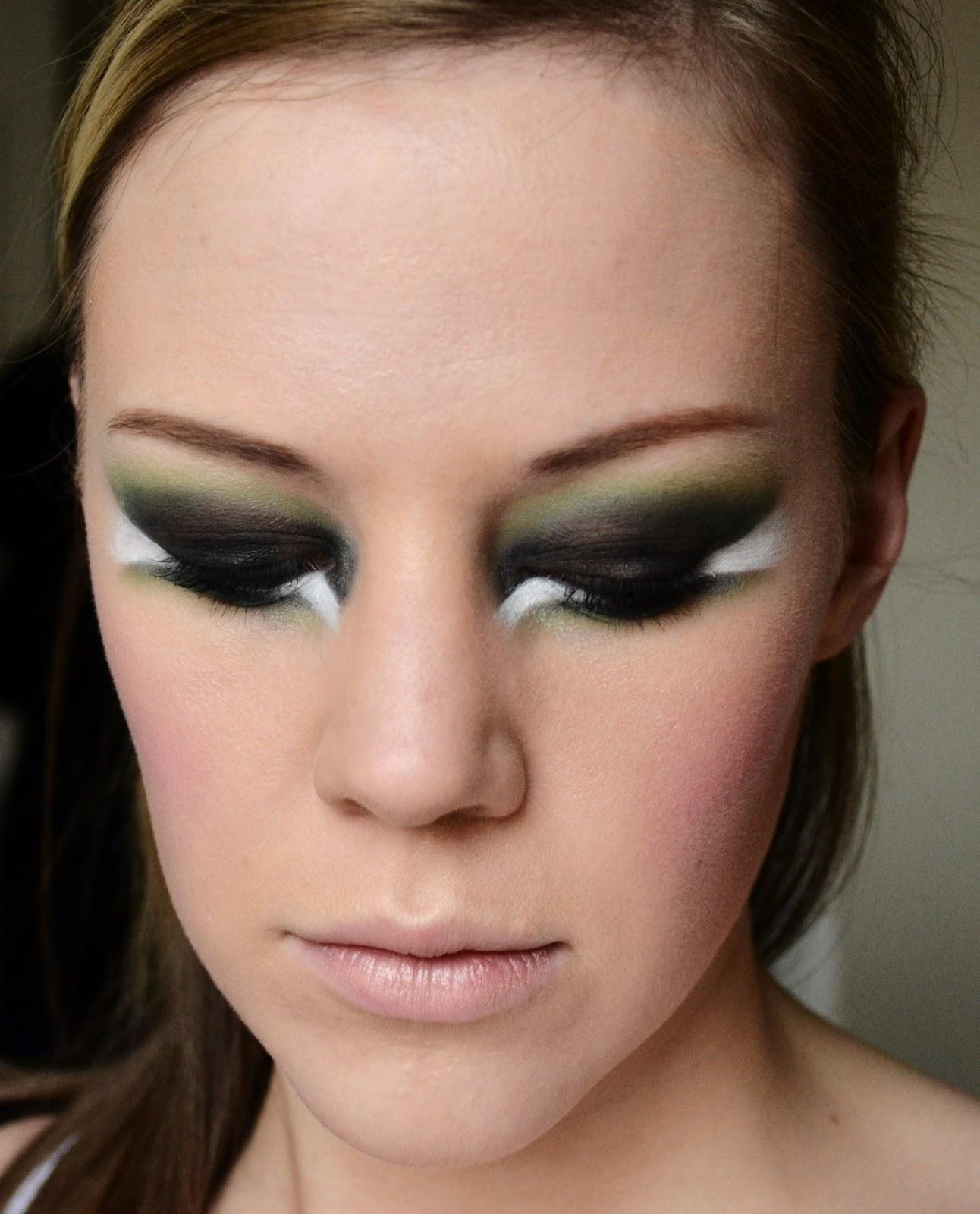 Makeup by Louisa: Tribal Warrior - Makeup