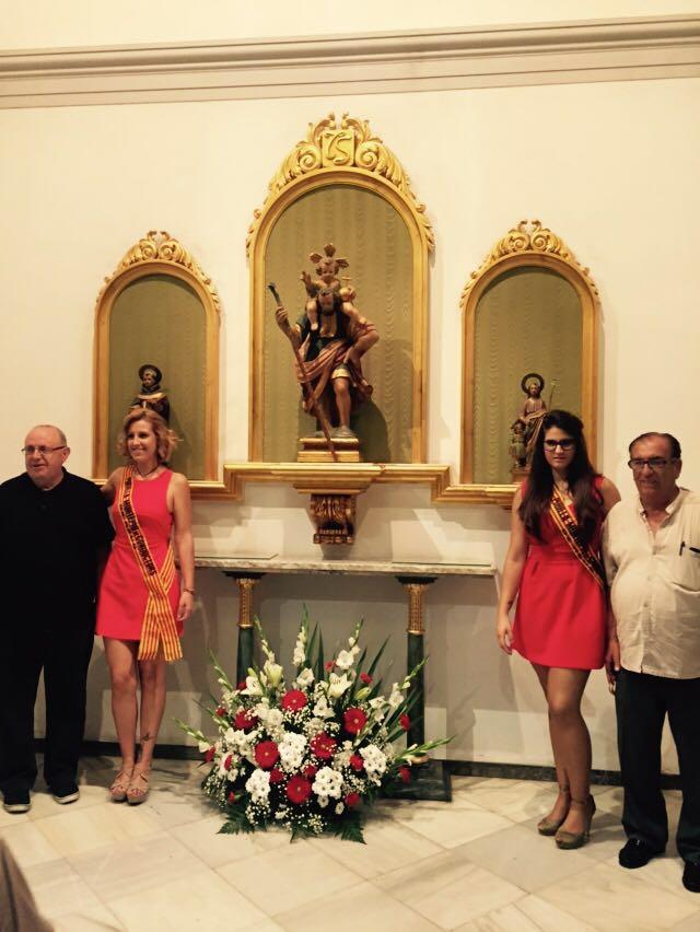 Sant Cristòfol al Santuari