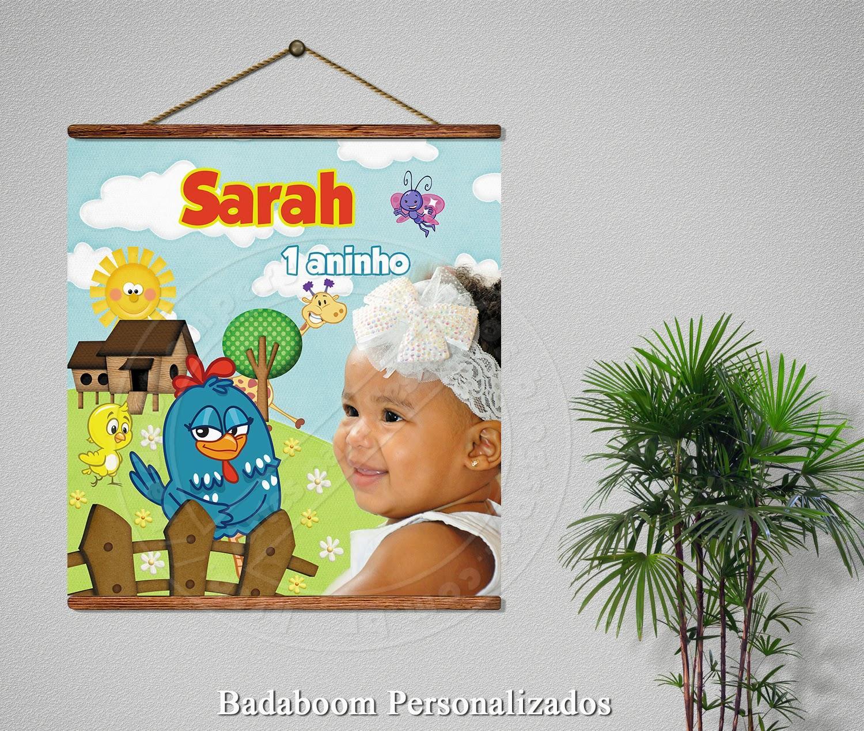 Arte Digital, Personalizados, Galinha Pintadinha, Banner