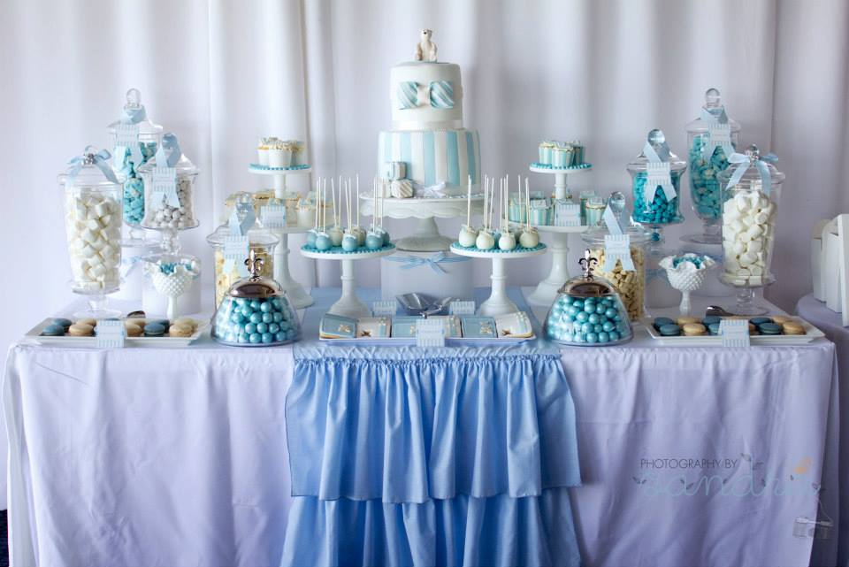 Wedding And Christening Cake Combined