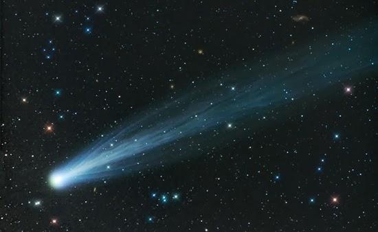 Matinya Komet ISON Peristiwa Astronomi Terbaik 2013
