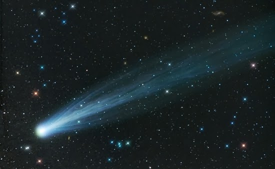 Mengenang Komet ISON
