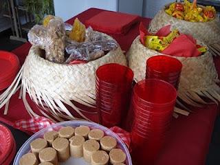 Decoração Festa Junina chapéu de caipira