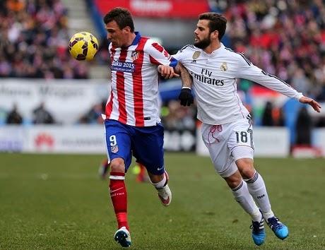 Real Madrid Keok 4 Gol Di Kandang Atletico