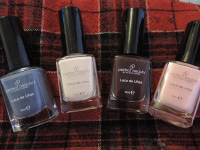 Colección Lady Grunge de Perfect Beauty by Juliette by Crowe