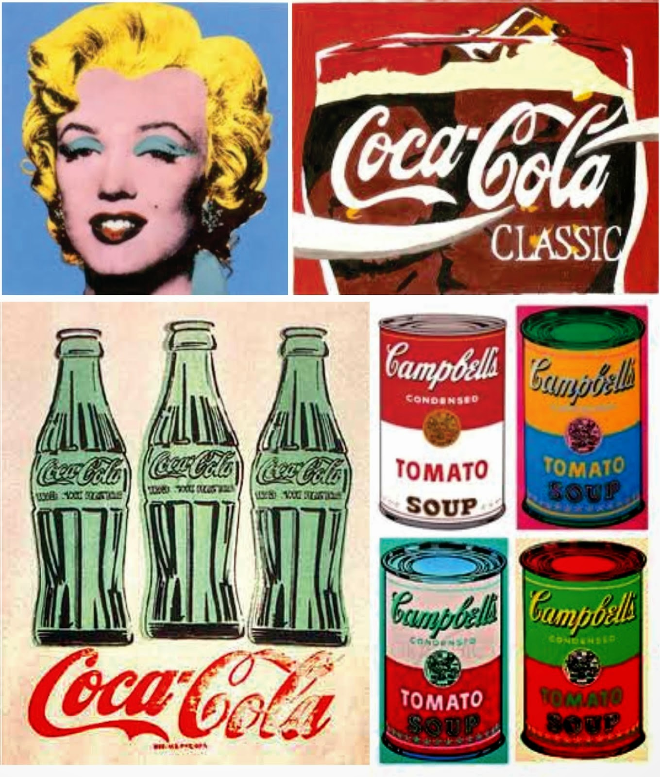 el pop art: