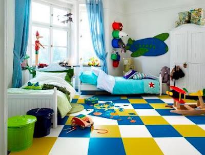 decorar con creatividad dormitorio infantil