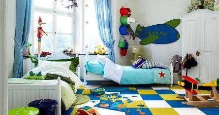 Dormitorios con estilo habitaciones tem ticas para ni os - Dormitorios infantiles tematicos ...