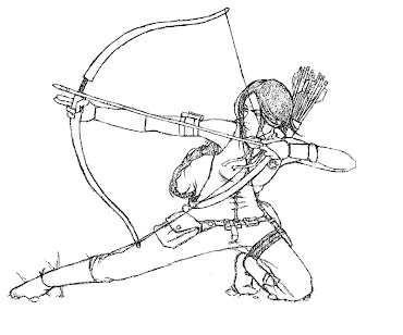 #8 The Hunger Games Coloring Page