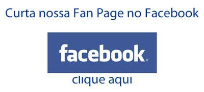 Link para página no facebook