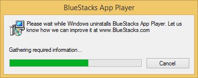 Cara Uninstall / Menghapus BlueStacks App Player Sampai Bersih !