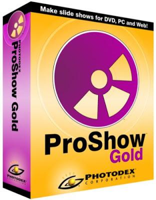تحميل برنامج تحويل الصور الى فيديو للكمبيوتر Photodex ProShow Gold
