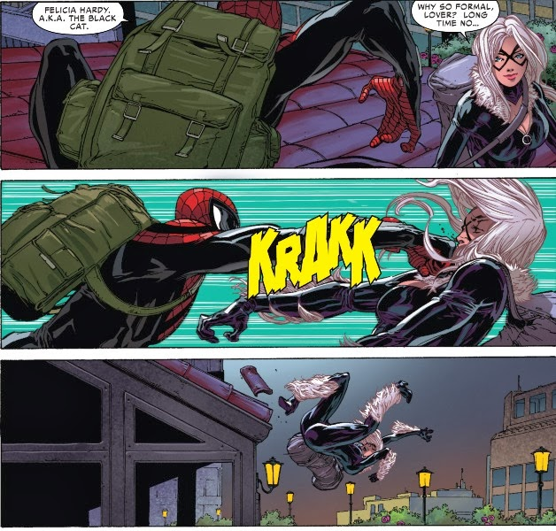 superior spiderman funny tv tropes