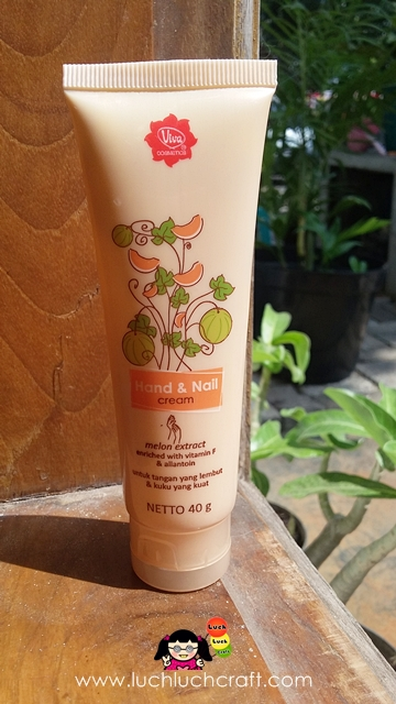 Viva Hand & Nail Cream Review