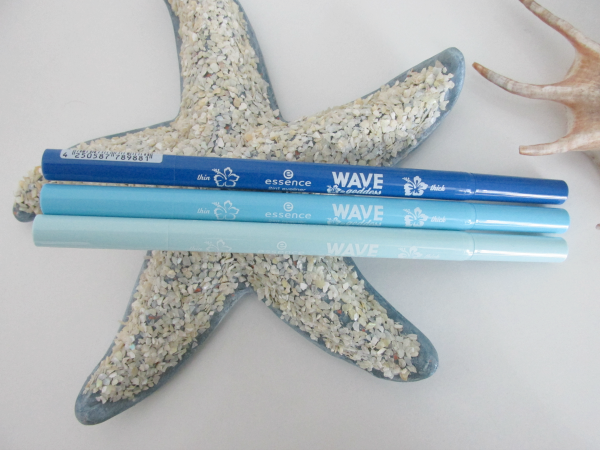 essence Wave Goddess Limited Edition 2in1 eyeliner