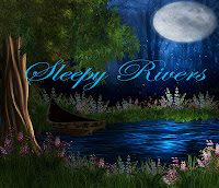 Sleepy Rivers digital fantasy backgrounds