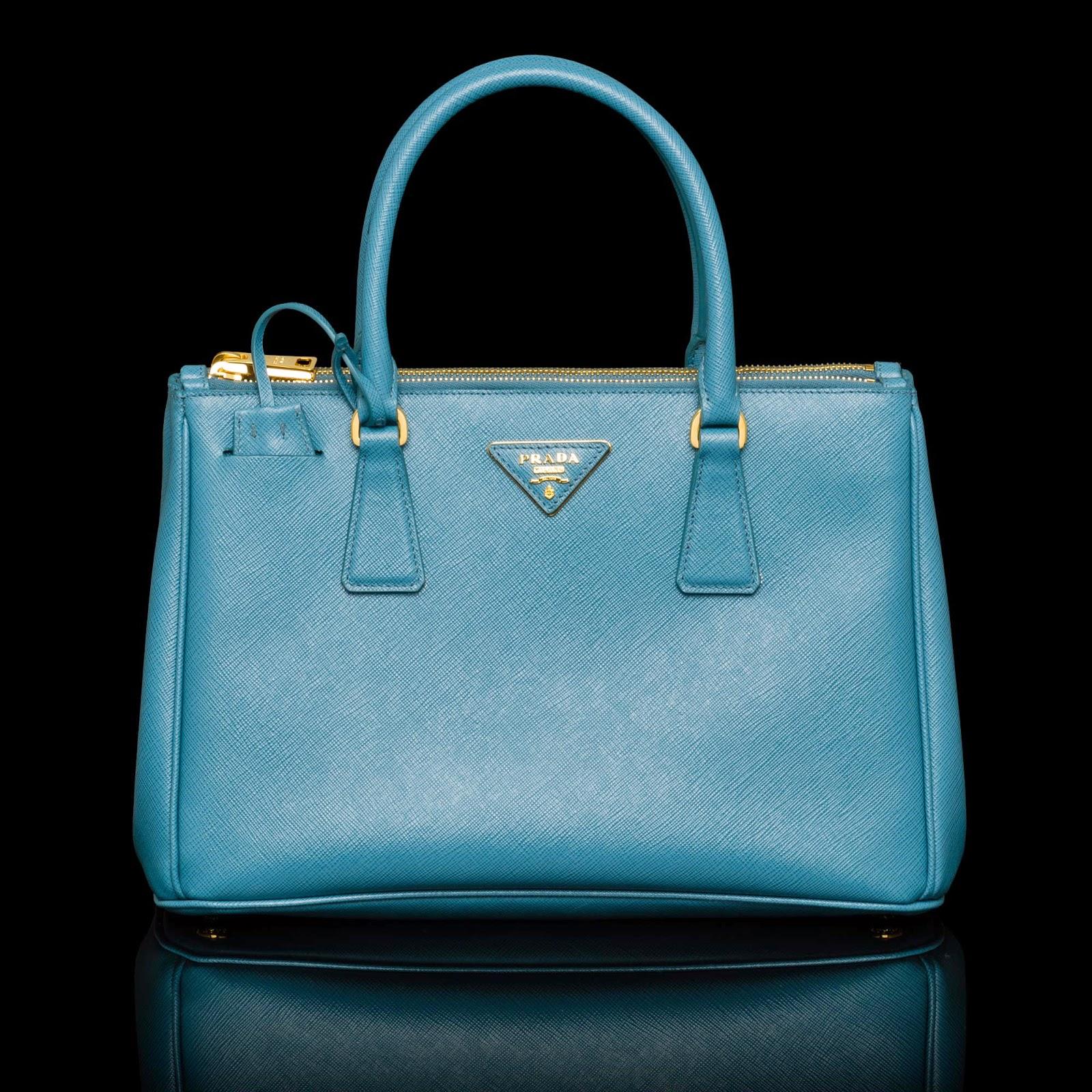 prada bags sale online - Prada Galleria Bag 1801 Saffiano Leather 30cm Dark Blue
