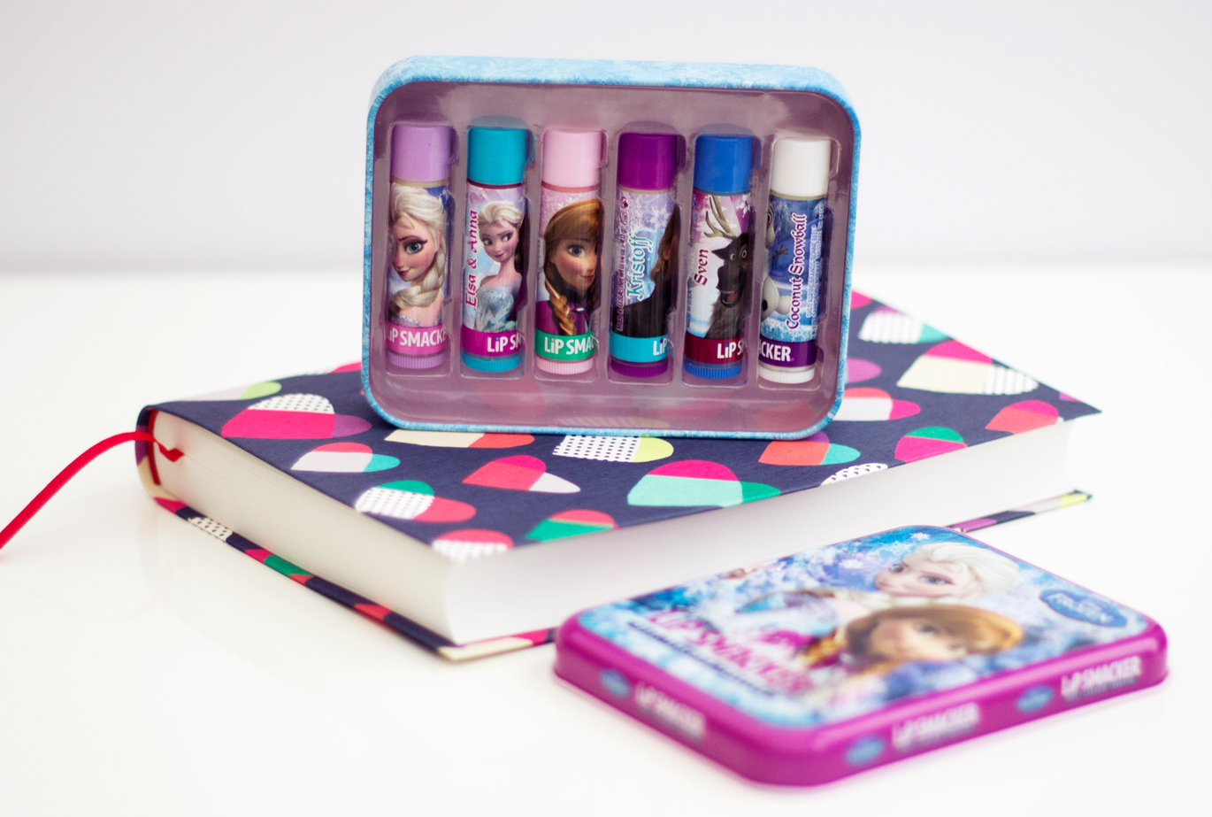 Frozen Lip Smacker, Frozen Lip Balm, Frozen Lip Balm Tin, Frozen Lip Tin, Frozen Elsa Lip Balm, Frozen Anna Lip Balm, Frozen Elsa & Anna Lip Balm